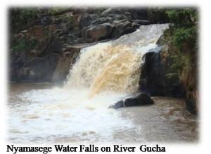 Nyamasege Waterfall