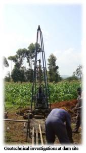 Nzoia dam site