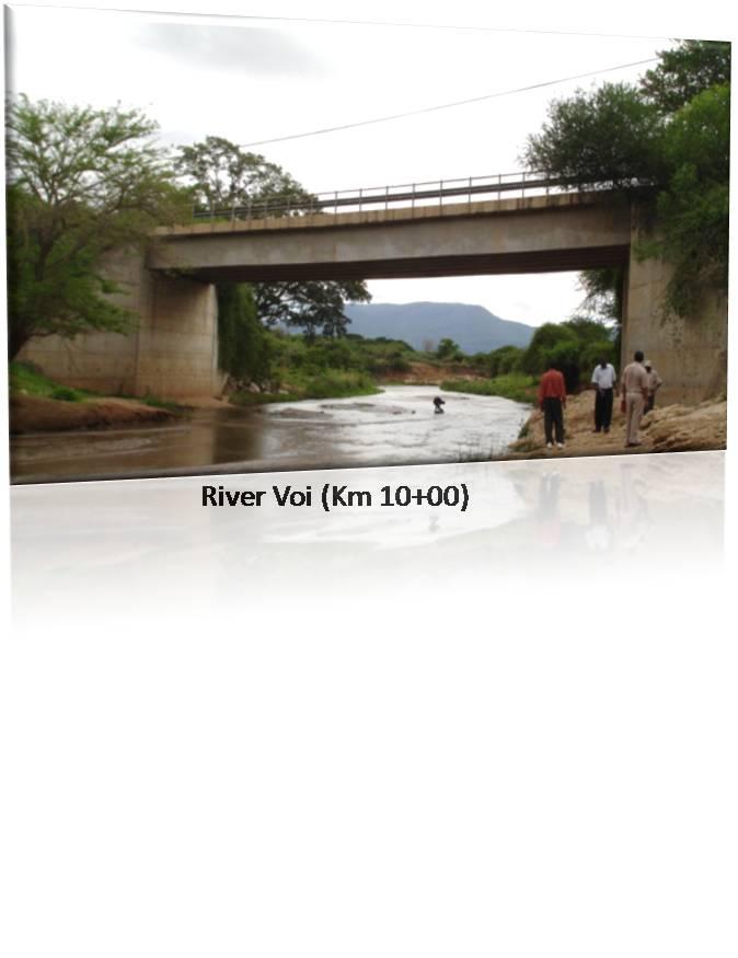 River Voi (Km 10+00)